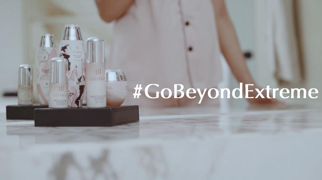 #GoBeyondExtreme: Kampanye untuk Membuat Wanita Lebih Percaya Diri untuk Menaklukan Dunia