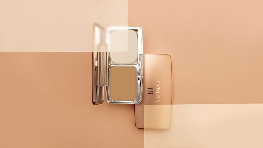 Powder and Foundation in One Minimalist Packaging