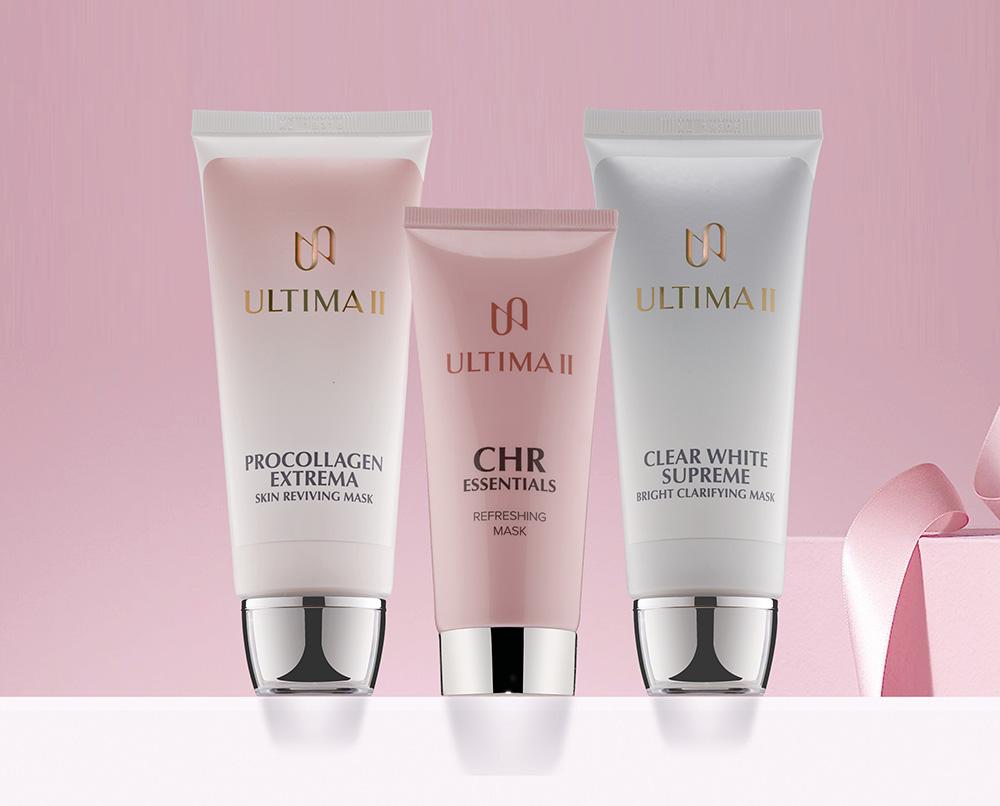 ULTIMA II Merilis Masker Series untuk Berbagai Masalah Kulit Anda