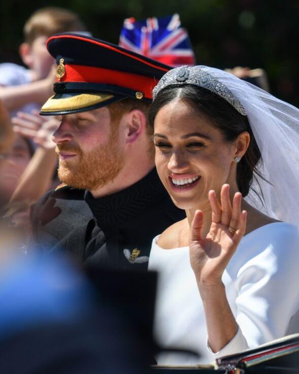 Cara Mendapatkan Riasan Cantik Natural ala Royal Wedding