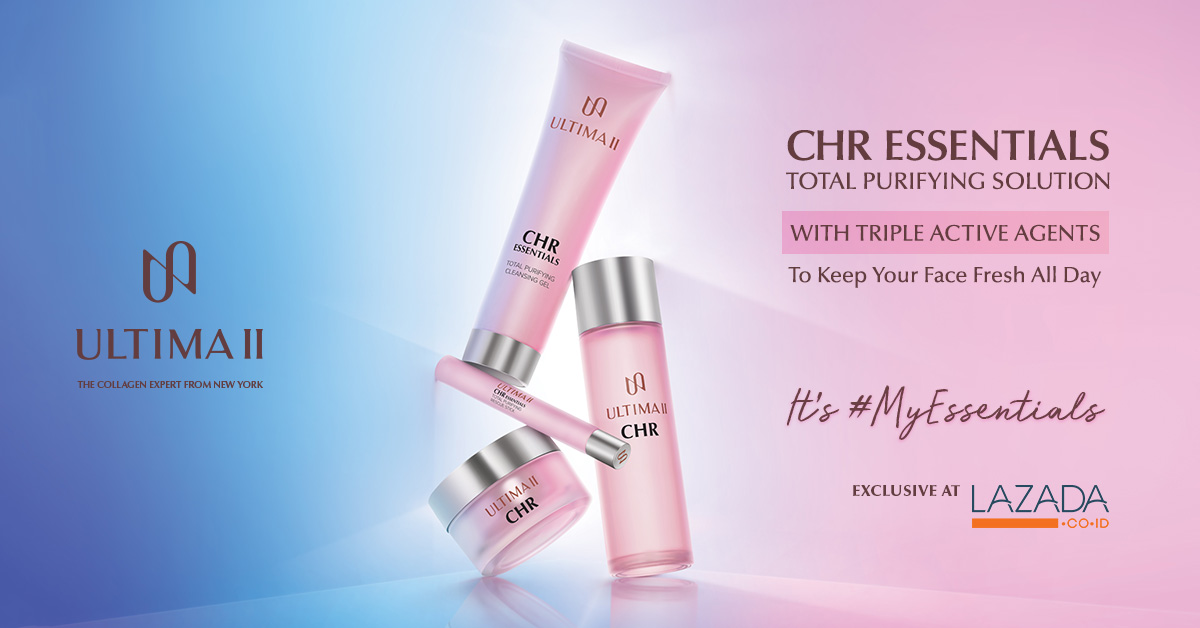 CHR Essentials - Exclusive At Lazada