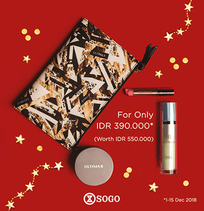 Promo Christmas Hampers - Sogo