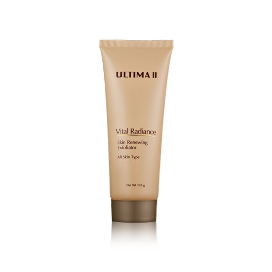 ULTIMA II Vital Radiance Foaming Exfoliator