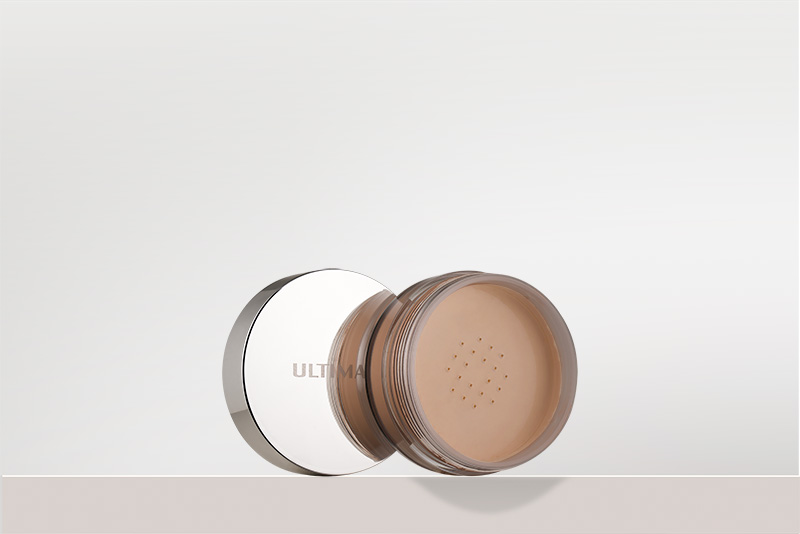 Delicate Translucent Face Powder with Moisturizer
