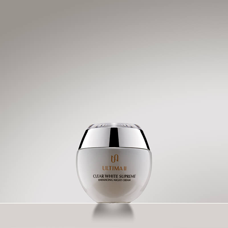 Clear White Supreme Enhancing Night Cream